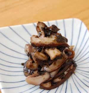 椎茸と海苔の佃煮