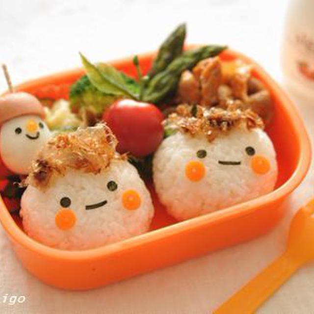 【連載】レシピブログ「男の子おにぎりのお弁当」