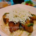 レンジばっかり・・&茄子とニラ玉チーズな餃子。 by とな。さん