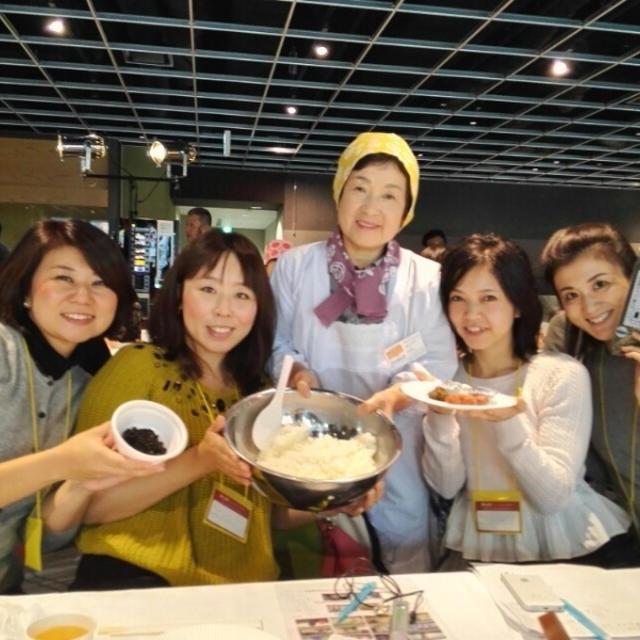 NGT48登場!新潟ライスガールズによるおいしいお米の炊き方&お味噌汁の作り方講座へ(・ω<)☆