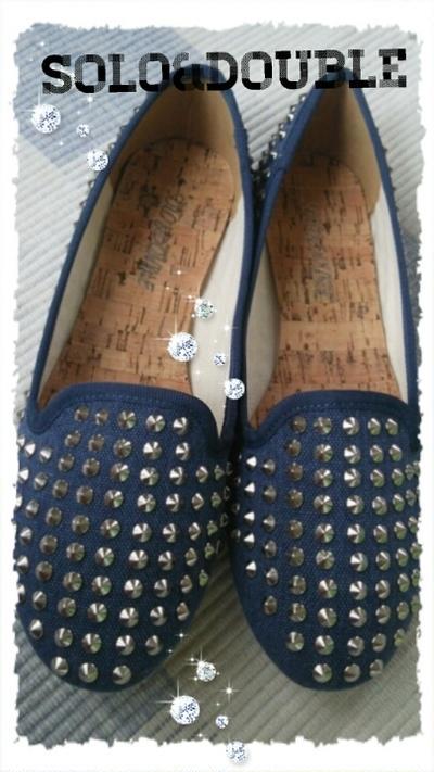 Oh☆new靴 by かえでさん