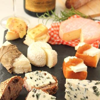 チーズとパンのペアリング講座@レコール・デュ・ヴァン