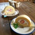 ふんわり しっとり イチゴの純生ロールケーキの詳しい写真工程レシピ。