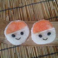 八重たんのます寿司風おむすび
