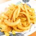 お弁当に♪カレー風味の玉葱ソテー