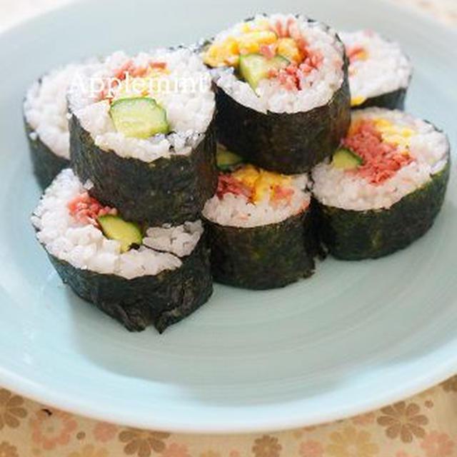 【モニター】シュレッドビーフで太巻き寿司