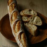 第2回スペルト小麦でバゲット&ミニクッペ