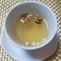 風邪予防にも引いた時にも効き目が良いお茶 --桔梗(キキョウ)ナツメ茶(대추도라지 차)レシピ