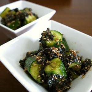 梅肉ソースで野菜がおいしい♪さっぱり食べられるおすすめ副菜レシピ