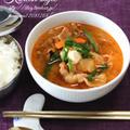 《レシピ》韓国風豚汁。~ウツリコンデル~