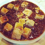 本格的☆麻婆豆腐