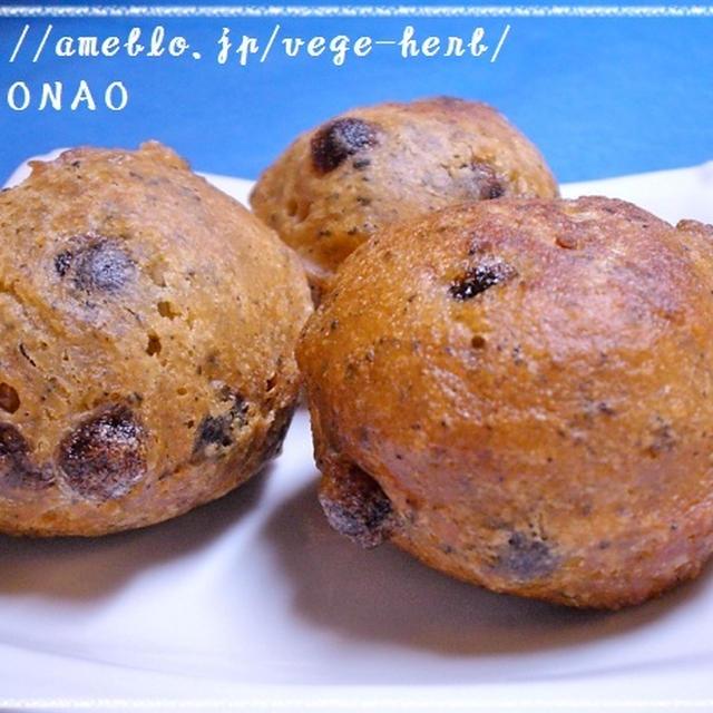 超簡単もちもち豆腐ドーナツ☆ 卵・牛乳不使用☆米粉でもホットケーキミックスでも出来るマクロビオティック ドーナツ
