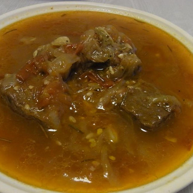 牛もも肉の飴色玉ねぎ塩麹煮込み・ささみのシャキシャキマリネ