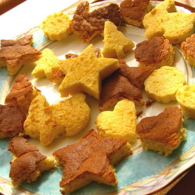 ケーキレシピ。はちみつレモンケーキ☆