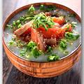 メシ通『魚介を使った簡単レシピ 』☆ 黄身醤油に漬けたサーモンが優し旨い!