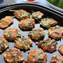 ニラキムチの豚こまピカタ 我が家の定番ホットプレートレシピ