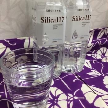 「シリカ」の含有量世界トップクラス Silica117
