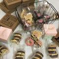 * バレンタイン前に作ったチョコレートのお菓子♪