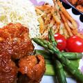 【レシピ動画】節約!【豚小間ボールのポークチャップ】豚こま切れ肉で、ご飯がススムガッツリおかず!