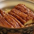 精進料理!うなぎの蒲焼き豆腐