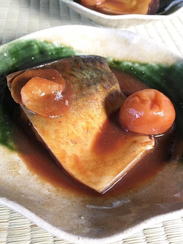 基本の鯖の味噌煮