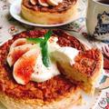 お砂糖なし☆無花果のチーズケーキ by Misuzuさん