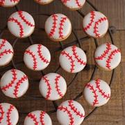 アイシングクッキー(野球編)