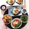 漬けマグロとアボカドのお寿司