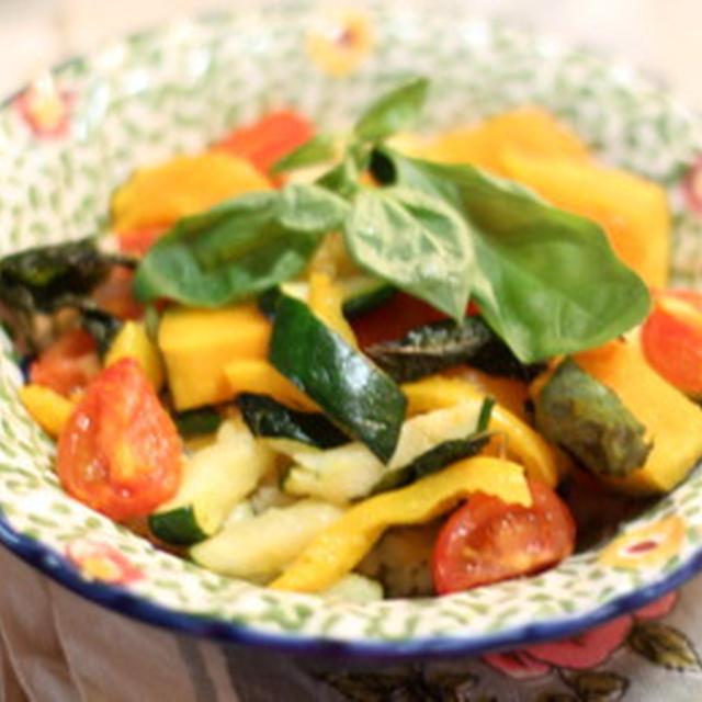 イギリスの家庭の味☆日本でもできる♪ハーブ香る♪野菜のリゾット