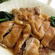 鶏肉と玉ねぎのジューシー焼き
