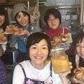 自家製酵母パン作り初心者のための、ヨーグルト酵母で焼くはちみつもっちり食パン:5月講座