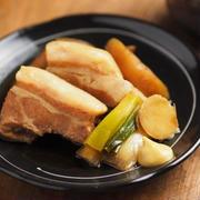 圧力鍋で作る豚角煮