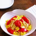 15分以内でお手軽メインおかず★鶏胸肉とトマトの中華風卵炒め【クックパッドアンバサダー2021】【レシピ2081】