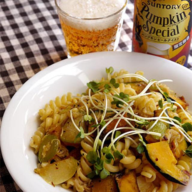 パンプキンビールテイスト&かぼちゃのフッジリ