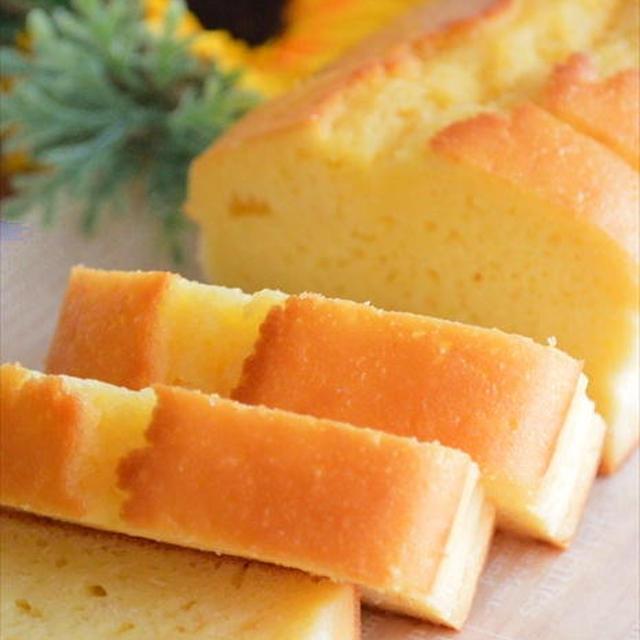 混ぜて焼くだけ!レモン ヨーグルトケーキ