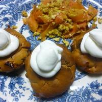 ローファット♪オレンジココアマフィンでカップケーキ★