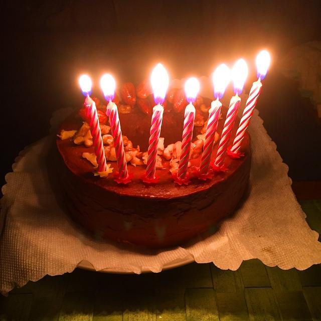 旦那様のお誕生日でした(^^)♪