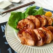 鶏肉の醤油チャーシュー(下味冷凍作りおき)つくりおきのポイント