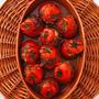 トマトのファルシ、ローズマリー風TOMATES FARCIES AU ROMARIN