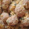 鶏つみれのコンソメ煮