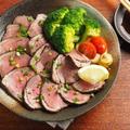 鹿肉のロースト、オーブンを使ったレシピ&フライパンレシピ