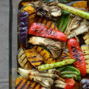 さっぱりでもコクがある!「夏野菜の焼き浸し」を作ろう