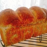 ごまごま食パン♪