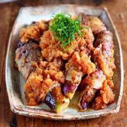 ♡なすの肉巻きおろしだれ♡【#簡単レシピ#時短#節約#大根おろし】