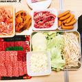 本日、焼肉。春からのキャンプ飯用にお肉屋さん選びを始めました。