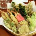 春を呼ぶ蕾菜の天ぷら by filleさん
