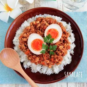 節約できてカロリーオフ!ダイエット中は「豆腐のキーマカレー」がオススメ