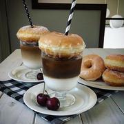 相性バッチリ!オンすればOK「#ドーナツコーヒー」で至福のコーヒーブレイク
