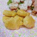 お弁当に♬レンジで簡単ミニたい焼き風お好み焼き