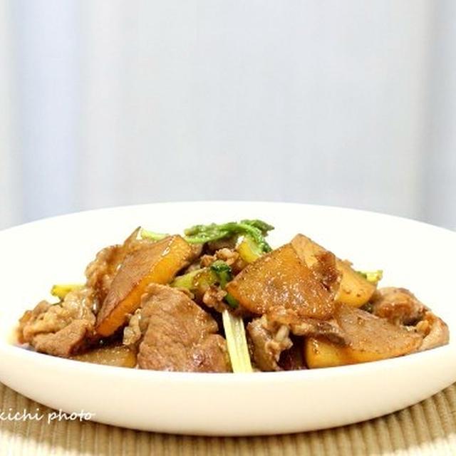 今年最後のレシピは「豚バラ肉と大根の生姜焼き」&今年も色々食べました(カレー編)